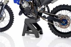Bike stand 3D printed using Stratasys FDM Nylon 12CF material